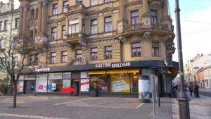 Kosmetika Pardubice náměstí republiky